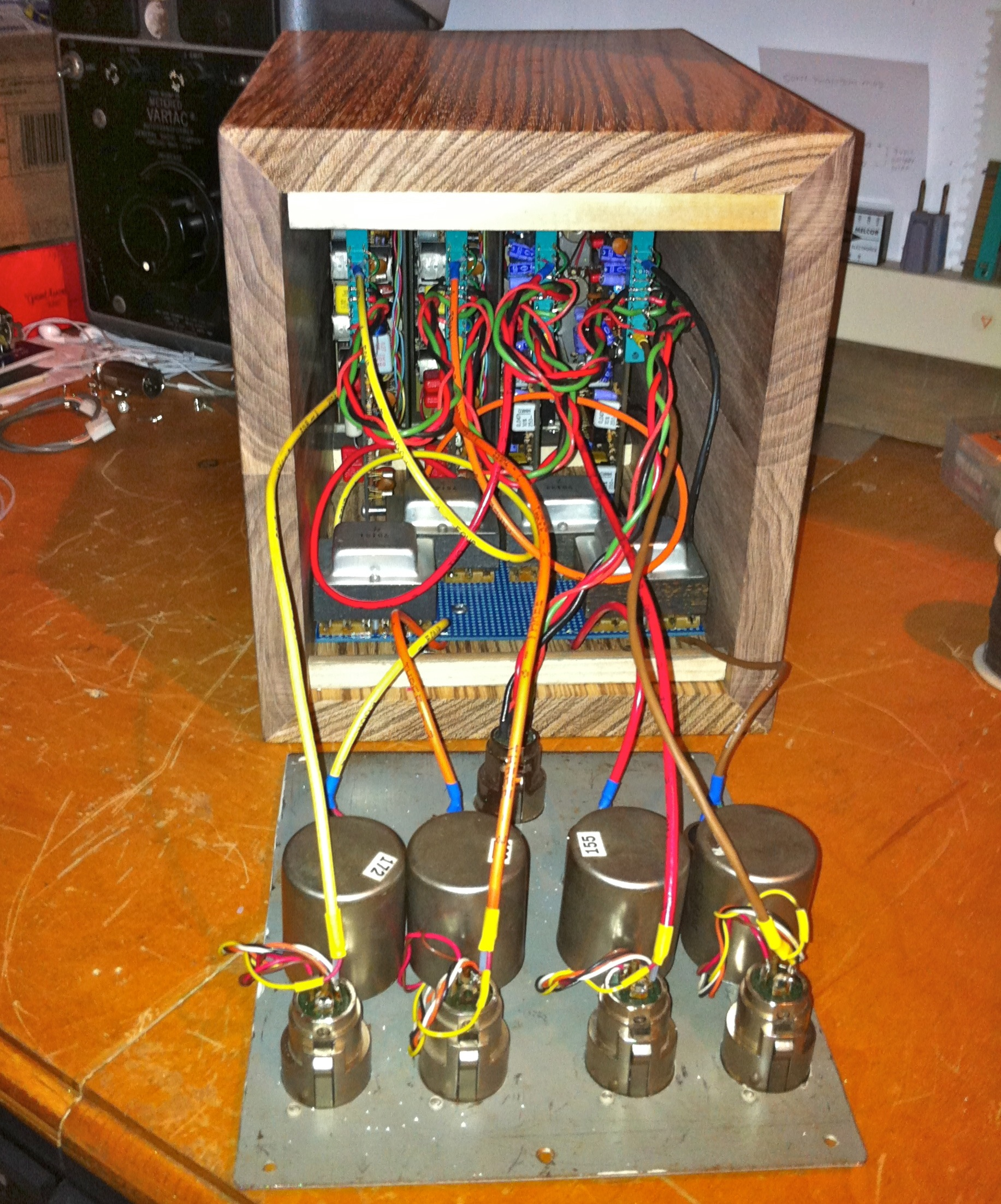 sphere wiring equalizer analog audio repair graphic equalizer wiring at n-0.co