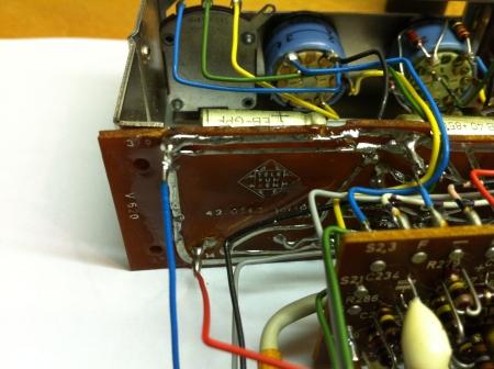 Fixed PCB