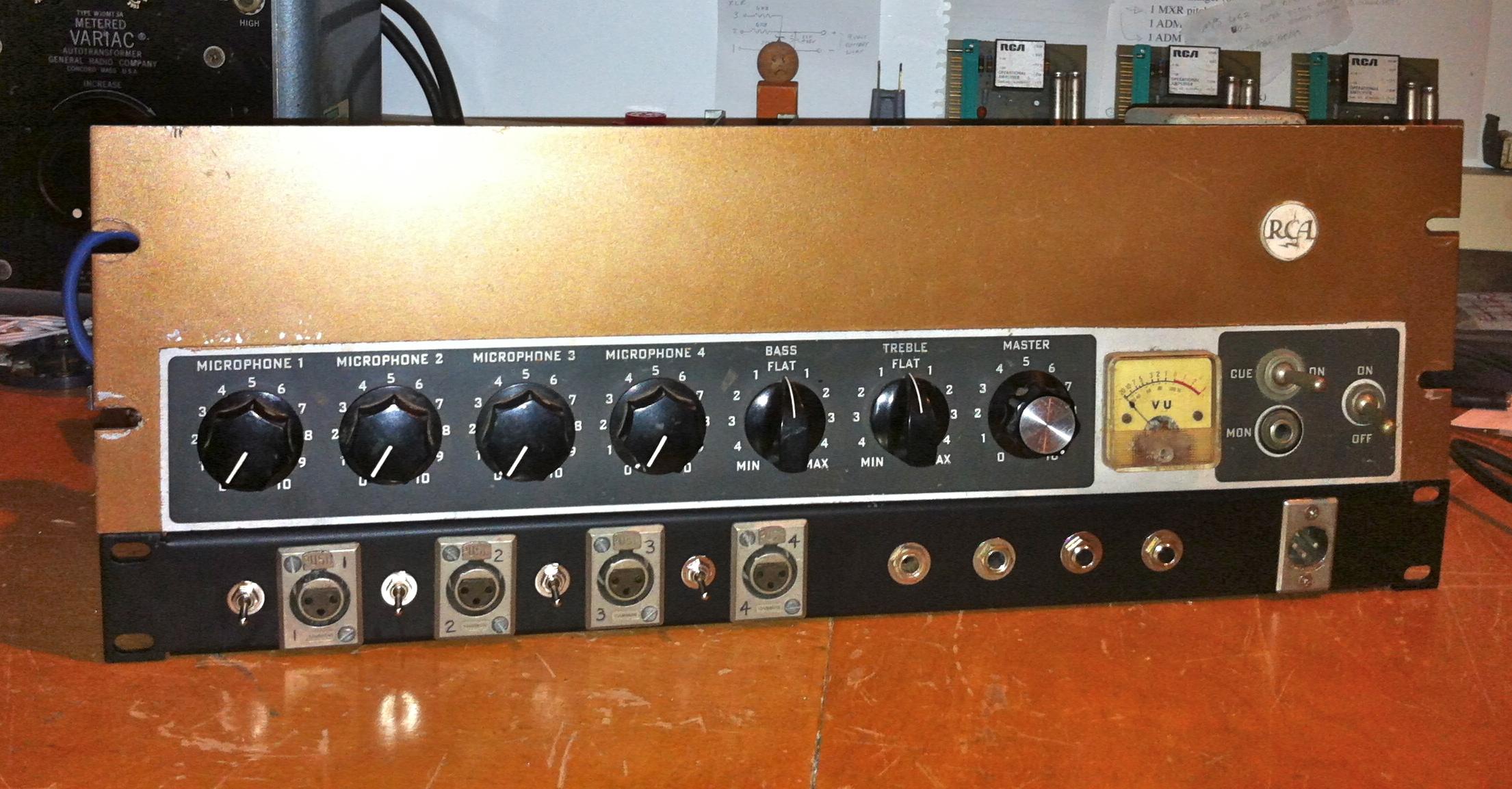 RCA Analog Audio Repair
