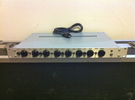 4 channel mic preamp/opto limiter