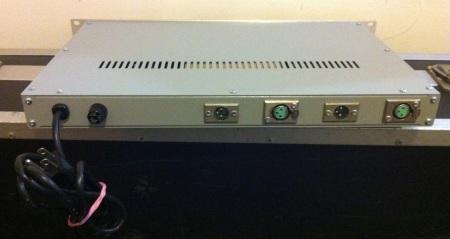 RCA BA-72A Preamp back panel
